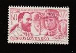 Stamps : Europe : Czechoslovakia :  General Dr Milan R Stefanik