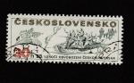 Stamps : Europe : Czechoslovakia :  XXV Aniv. de la liberación de Checoeslovaquia