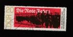 Stamps : Europe : Germany :  50 Aniv. de la revolución de Noviembre