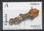 Stamps Spain -  4371_Juguetes, Diliguencia