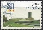 Sellos del Mundo : Europa : España :  4391_Expo Zaragoza 2008