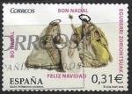Sellos de Europa - España -  4442_Nsvidad 2008