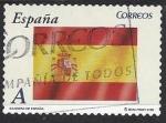 Sellos del Mundo : Europa : España :  4446_Bandera