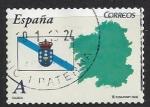 Sellos de Europa - España -  4450_Galicia