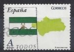 Stamps Spain -  4453_Andalucia