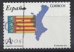 Sellos del Mundo : Europa : España :  4527_Comunitat Valenciana