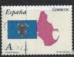 Sellos de Oceania - España -  4616_Melilla