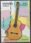 Sellos del Mundo : Europa : España :  4628_Guitarra