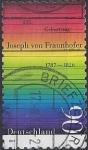 Stamps Germany -  2012 - Joseph von Fraunhofer