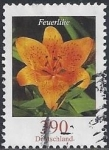 Sellos de Europa - Alemania -  2006 - Feuerlilie