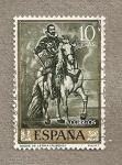 Sellos del Mundo : Europa : España : Duque de Lerma de Rubens