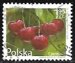 Sellos del Mundo : Europa : Polonia : Frutas - Cerezas