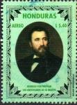 Stamps : America : Honduras :  HEINRICH  von  STEPHAN  (1831-18979)
