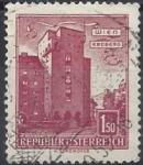 Stamps Austria -  1958 - Casa