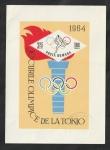 Sellos del Mundo : Europa : Rumania :  58 H.B. - Olimpiadas de Tokio 64