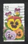 Sellos del Mundo : America : Estados_Unidos :  2469 - Flores de jardín
