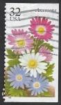 Sellos de America - Estados Unidos -  2471 - Flores de jardín
