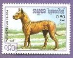 Sellos de Asia - Camboya -  770