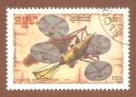 Sellos de Asia - Camboya -  801