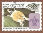 Sellos de Asia - Camboya -  1768