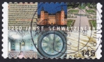 Stamps : Europe : Germany :  1250 años Schwetzingen