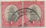Stamps Africa - South Africa -  Protectorado_UK Y & T Nº 20_x2