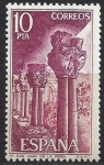 Sellos de Europa - España -  2299_Monasterio San Juan de la Peña