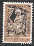 Sellos de Europa - Grecia -  870 - Arte Popular