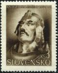 Sellos del Mundo : Europa : Eslovaquia : Rey Mojmir II