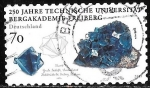 Stamps Germany -  Alemania-cambio