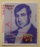 Sellos del Mundo : America : México : Mariano Otero