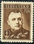 Sellos del Mundo : Europa : Eslovaquia : Monseñor Josef Tiso