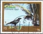 Sellos del Mundo : America : Cuba : VALLE  DE  VIÑALES  Y  RUISEÑOR.