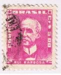 Sellos del Mundo : America : Brasil : Rui Barbosa