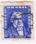 Sellos del Mundo : America : Brasil : Jose Bonifacio