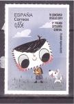 Stamps Europe - Spain -  VI concurso Disello 2019