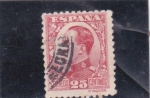 Stamps : Europe : Spain :  ALFONSO XIII (43)
