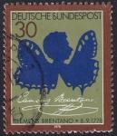 Sellos del Mundo : Europa : Alemania : Clemens Brentano