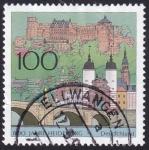 Sellos del Mundo : Europa : Alemania : 800 años Heidelberg