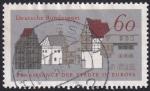 Sellos del Mundo : Europa : Alemania : renacimiento ciudades europeas