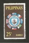 Sellos de Asia - Filipinas -  911