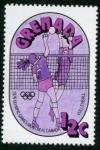Stamps Grenada -  Volleibol