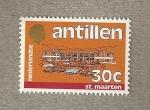 Stamps America - Netherlands Antilles -  St Marten
