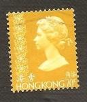 Sellos de Asia - Hong Kong -  321