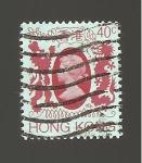 Sellos del Mundo : Asia : Hong_Kong : 391