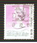 Stamps Hong Kong -  495