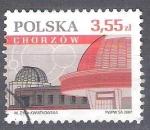 Sellos del Mundo : Europa : Polonia : chorzow RESERVADO