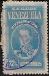 Stamps : America : Venezuela :  Intercambio