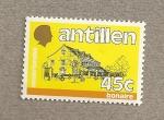 Stamps America - Netherlands Antilles -  Bonaire
