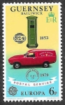 Stamps : Europe : United_Kingdom :  189 - EUROPA CEPT